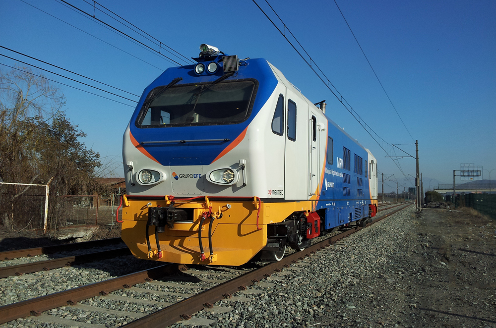 ROGER 600 for Grupo EFE, Chile