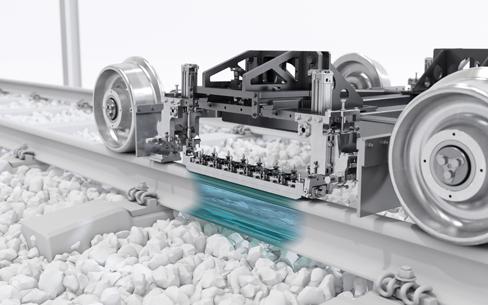Internal Rail Flaw inspection system